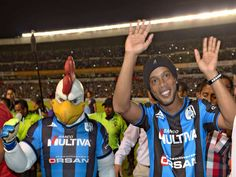 Ronaldinho Gaúcho – The Show Must Go On - Futebolcidade