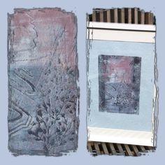 Linoldruck - LINOLDRUCK HAVELLAND mit Rahmen - ein Designerstück von GretesTraum bei DaWanda