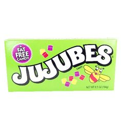 Heide JuJuBes - 6.5 oz by Farley & Sather's in Theatre Candy | 1950's Candy at Hometown Favorites Retro and Nostalgic Candy - Hometown Favorites