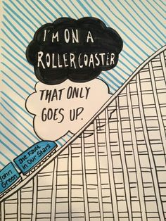 The Fault In Our Stars - like a rollercoaster