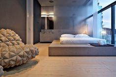 ♥ bedroom Rocky House Perpetual Relaxation Inspired by Igor Sirotovs Ocean Rocky House