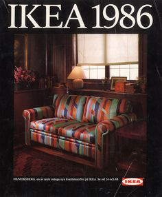 Home moves aren't complete without a trip to IKEA, and now the Swedish homeware giant has released a collection of its catalogue covers dating back to Furniture Ads, Furniture, Trending Decor, Home, 80s Furniture, Ikea Catalog, 80s Decor, Retro Decor, Grey Interior Doors