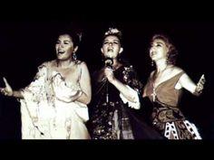 Lola Beltran, Lucha Villa y Amalia Mendoza las mil amores/ft Pepe y Antonio Aguilar
