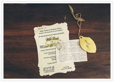 hand-stamped, vintage wedding invites. I really want to incorporate plant-able paper in our invitations..