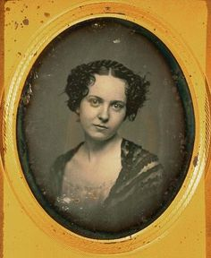 Kate Chase Norcross 1858 Daguerrian Society