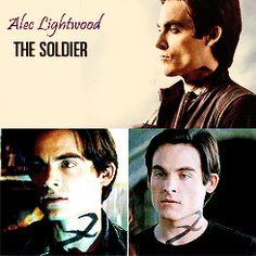 The Mortal Instruments  Alec Lightwood