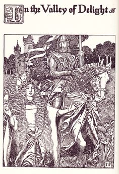 "Howard Pyle's ""The Story of King Arthur and His Knights"""