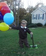 Carl from Up Costume