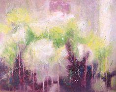 "Saatchi Online Artist Monica Lelli; Painting, ""Falling Down"" #art"