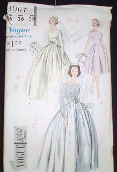 Vogue 4967 (1959)