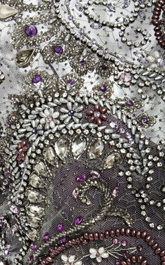 Short Sleeve Gown With Fully Embroidered Bodice by Marchesa for Preorder on Moda Operandi