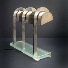 La Maison Desny table- or desk lamp. Just put it on 1stdibs! who's gonna be the next owner????