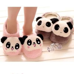 You can buy Panda Slippers here: Link 1 Link 2 Link 3  :3