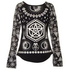 Jawbreaker Pentagram Sweatshirt (Black)