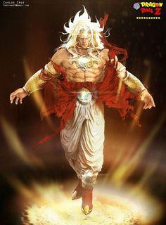 Les plus beaux fan arts 3D de Dragon Ball - Carlos Cruz