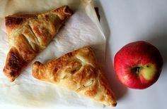 House Vegan: Once Upon a Time: Apple Turnovers