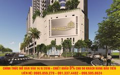 CAN HO b09 a12 the golden palm le van luong