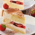 Amaretto-Erdbeer-Torte (Quelle: TLC Fotostudio)