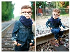 stylish little man