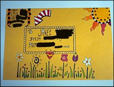 Draw Doodle and Decorate: Mail Art….