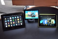 With the New Kindle Fire HDX Tablet, Amazon Stays Ambitious...