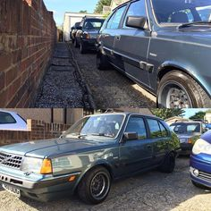 Added a Volvo 360 with a 2.3 turbo engine to my collection #Volvo #XC90 #car #VolvoXC90 #v40 #cartweet #cars #auto #v60
