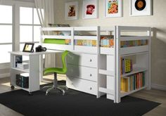 CAPTAIN TWIN LOFT BED W/CHEST AND ROLL-OUT DESK (WHITE FINISH) Furniture4You,http://www.amazon.com/dp/B00HOZR6CE/ref=cm_sw_r_pi_dp_UlOntb1ABF46WTBG