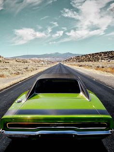 """h-o-t-cars: """" 1969 Dodge Charger by Svend Damsgaard """""""