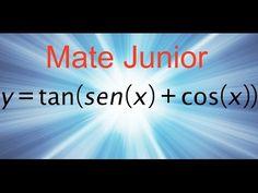 Derivada de funciones trigonometricas Te invito a ver mas videos de derivadas en mi canal Matejunior de YouTube