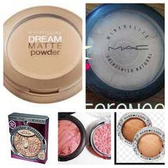 Makeup dupes MAC