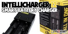Nitecore i2 Intellicharger Battery Charger $13.50 | gotsmok.com