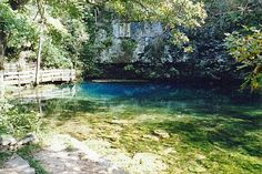 Blue Spring--Shannon County, Missouri