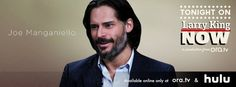 """""""It's the ten-year overnight success!"""" is how """"True Blood"""" star Joe Manganiello describes his wild rise to fame. Joe riffs on crazy fan encounters, shedding his clothes for the screen, and the potential of a """"Magic Mike"""" sequel. Watch this full episode of #LarryKingNow on Ora TV & Hulu: http://on.ora.tv/13GZTcs"""