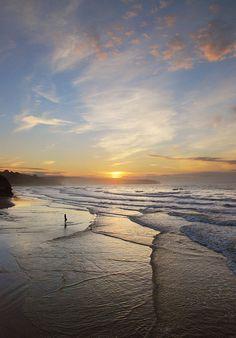 ✯ Whitby Sunset, UK