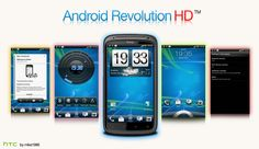 Android Revolution HD 6.2.x  by far the best ROM on the HTC Sensation