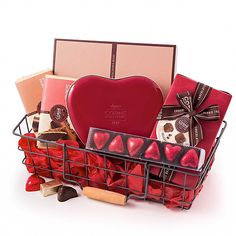 Corné Port-Royal Gift Hamper with Chocolates for Valentine's Day