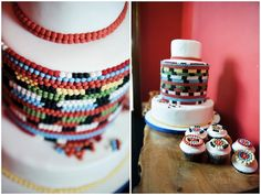 A styled bridal shoot showcasing traditional and contemporary African wedding ideas. Unique cakes by Elizabeth's Cake Emporium. African Wedding Cakes, South African Weddings, African American Weddings, Themed Wedding Cakes, Themed Cakes, Wedding Themes, Wedding Blog, Wedding Ideas, Wedding Stuff