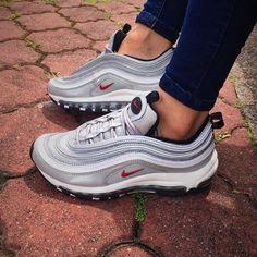 "Nike Air Max 97 OG QS ""Silver Bullet"""