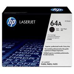Muc In Hp 64A Black Laserjet Toner Cartridge , Mực in HP 64A Black LaserJet Toner Cartridge