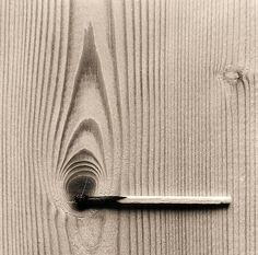Making art out of the world. Chema Madoz, 1994.