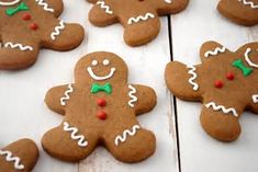 Gingerbread Men | The Cooking Insider
