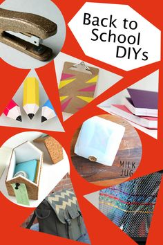 Best Back to School DIY Ideas at Hands Occupied