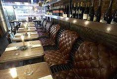 Image result for new york wine bar Proof Bar, Custom Furniture, Furniture Design, Bar Interior Design, Architecture Details, Branding, Restaurant, Creative, Wine