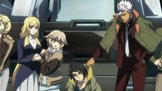 gundam iron blooded orphans mikazuki x kudelia Orga Itsuka, Mikazuki Augus, Tokyo Ravens, Blood Orphans, Gundam Iron Blooded Orphans, Gundam Art, Maid Sama, Mobile Suit, Light Novel