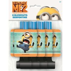 Despicable Me 2 Party Blowouts [8 Per Pack] by Despicable Me 2, http://www.amazon.co.uk/dp/B00DIFJWNA/ref=cm_sw_r_pi_dp_bA48rb083YERK