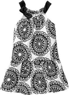 Old Navy Shoulder-Bow Floral Sundresses for Baby on shopstyle.com