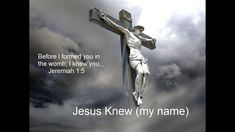 Jesus Knew (my name) Music Video by: Jerry Herrera The Dusty Roads Experience https://www.youtube.com/watch?v=qsUsu63kaUM&list=FLlIrL-iCV_I08dTRSaBgSmg&index=16  The Dusty Roads Radio 5-7:pm-pacific/Mon-Wed-Fridays ~ DJ Jerry Herrera *Music For The Soul & Words To Live By *Tune-In - https://indiegospelradio.org/  *Teachings by well versed speakers in History, Philosophy and the Bible *Salvation - https://bible.org/article/gods-plan-salvation