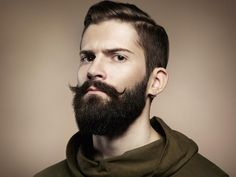 awesome How To Grow A Beard - 25 Eye-Catching Beard Styles