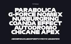 New Logo for Formula 1 by Wieden + Kennedy