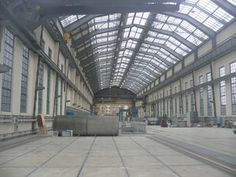 AEG Turbine Factory. Berlin, Germany. 1910. Peter Behrens,